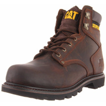 Botas Caterpillar Segundo Cambio Dark Brown Envio Gratis