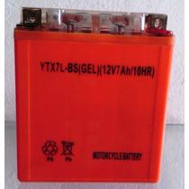 Bateria Moto Gel Ytx7lbs