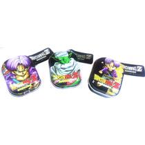 Genial Set Mini Latas De Dragon Ball Z Picoro Trunks Y252 2
