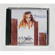 Thalia Maria La Del Barrio Cd Sencillo Mexicano 1995