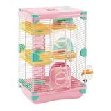 Jaula Para Hamster Land Adventure Sunny 27.7 X 20.5 X42.5cm