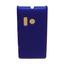 Funda Protector Nokia Lumia 505 Azul