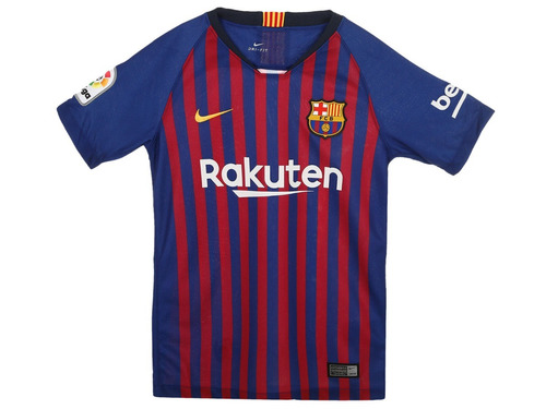 548a9780534d4 Nueva Playera Jersey Barcelona Local 2018-2019 Messi Suarez