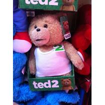 Oso Ted Original Peluche