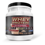 Proteína Whey Protein F&nt 500 Gr 1.1 Lbs 4 Sabores 45g P/s