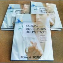 Normas De Cuidados Del Paciente, Tucker Canobbio, 3 Tomos