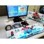 Joystick Pandora 5s Con 999 Juegos Arcade Con Envio Gratis