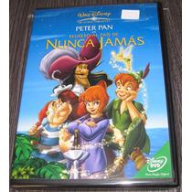 Peter Pan El Regreso Al Pais De Nunca Jamas Dvd Picture