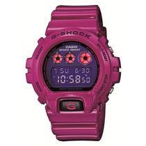 Reloj Casio G-shock Dw-6900pl-4jf Morado