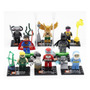 Heroes Y Villanos Compatible, Batman, Superman, Robin Lego