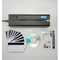 Msr605x Lector Grabador Codifica Tarjetas Magneticas Skimmer