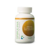 Suplementos Alimenticios Family Care Spirulina + Te Verde