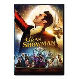 El Gran Showman The Greatest Showman Pelicula (2017) Dvd