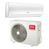 Minisplit 110v Ó 220v 1 Ton Frio Y Calor Tcl Premium