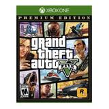 Gta V Premiun Edition Xbox One Nuevo (en D3 Gamers)