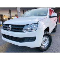 Volkswagen Amarok2015 2.0 Entry Eq. Mt Autos En Puebla