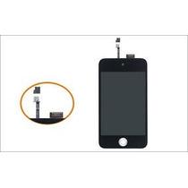 Pantalla Lcd Ipod 4 Digitalizador Touch Vidrio Cristal