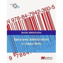 Operaciones Administrativas De Compra-venta Pdf