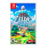 ! The Legend Of Zelda Links Awakening Para Nintendo Switch !