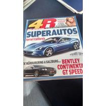 4 Ruedas - Superautos Ferrari California Bentley #166