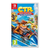 Juegos Nintendo Switch  Crash Team Racing Nuevo Meses /u