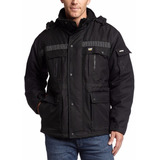 Chamarra Caterpillar  Heavy Insulated Parka Envio Gratis!