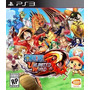 One Piece Unlimited Red Worldprestige Edition Ps3 En Espa�ol