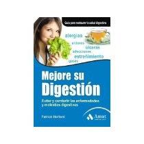 Libro Mejore Su Digestion *cj
