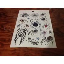 2 X 1 En Plantilla De Tatuajes Temporales Súper Oferta