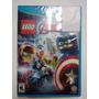 Lego Marvel Avengers.-wiiu