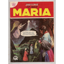 Comic José G Cruz La India María Especial Día De Reyes 1971