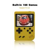 Consola Portatil Retro Fc Plus 168 Juegos 8-bits