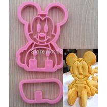 Cortador De Gallletas 3d Mickey Mouse