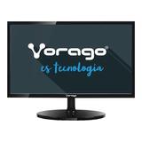 Monitor Vorago Led-w21-300 21.5  Negro 110v/220v