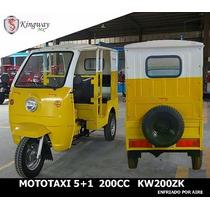Mototaxi 200 Cc 12 Meses Sin Intereses