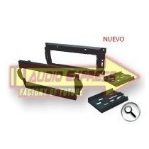 Base Frente Estereo Chrysler Hf0660 Durango 2005 A 2007