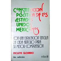 Chambajlum Constitución Politica Estados Unidos Mexicanos