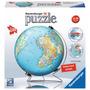 Rompecabezas Puzzle 3d Ravensburger Globo Geografico 12427