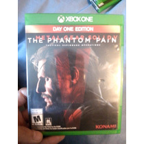 Metal Gear Solid V, The Plantó Pain, Nuevo Xbox One