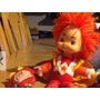 Muñeco Rainbow Brite Mattel 1983 Con Su Mascota