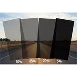 Papel Polarizado Antirayas 75cm X 30m Autos Casas