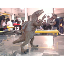 Dinoraiders Espinosaurio 1 Jurassick Park Dinosaurio Godzila