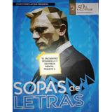 Sopas De Letras (grandes) Especial/ Paquete 2 De 10+1.