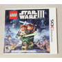 Videojuego Lego Star Wars Iii The Clone Wars Nintendo 3ds