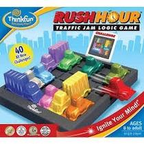 Juego De Mesa Rush Hour, Marca Thinkfun