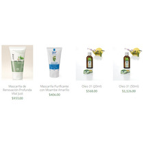 Productos Swiss Just 100% Naturales 5