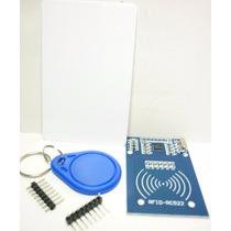 Modulo Rfid Lector-grabador De Tarjetas Para Pic Arduino Avr