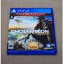 Ghost Recon Wildlands Para Ps4 Delux Edition Game16