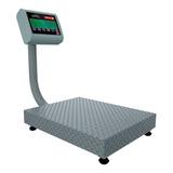 Báscula Industrial Digital Torrey Fs 200 Kg Con Mástil 110v/220v Gris