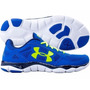 Under Armour Micro G Engage Bl Tenis Running 27.5 Mex